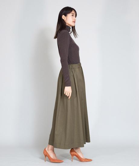 ギャザーフレアスカート|E24650