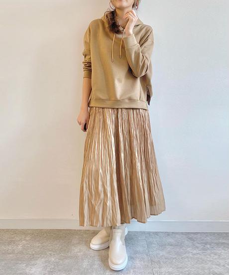 【オンライン限定】ブライトサテンスカート Mylanka M25481