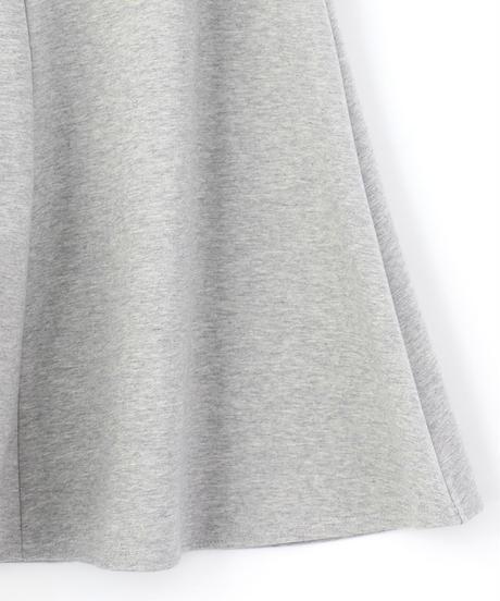 スウェットフレアスカート M25606