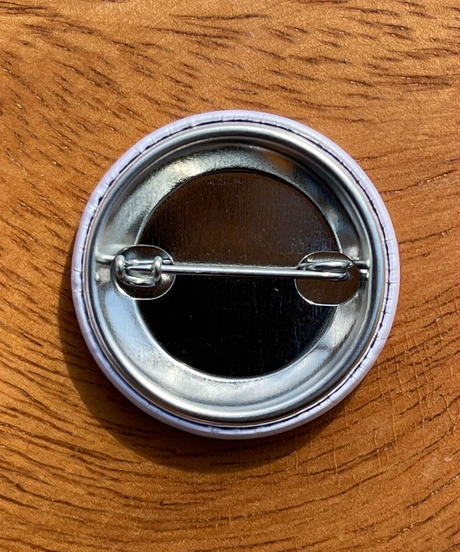 缶バッチ OFFICIAL LOGO  32mm