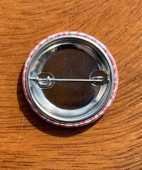 缶バッチ TRACTOR  32mm