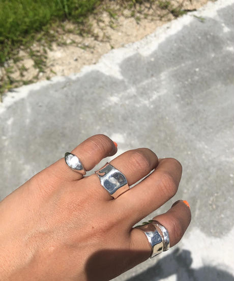 (Silver925)  Box ring
