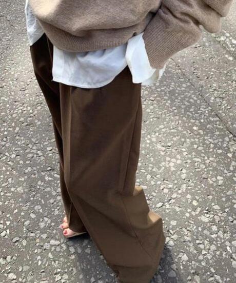 【original】aw slacks pants  (5color)