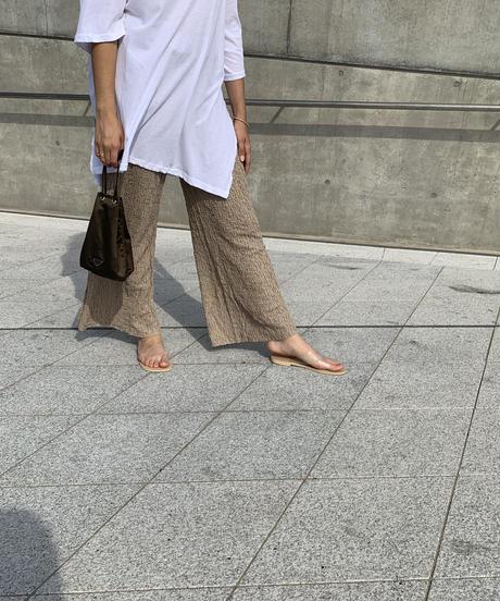 Knit Wave Pants