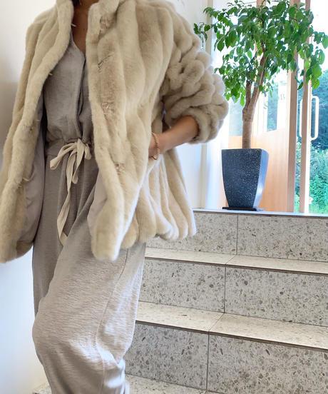 Eco Fur Jacket (3color)
