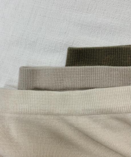 Basic knitskirt