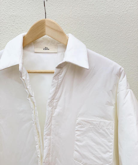 Padding shirts JK (2color)