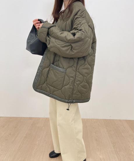 Quilting liner jacket (2color)