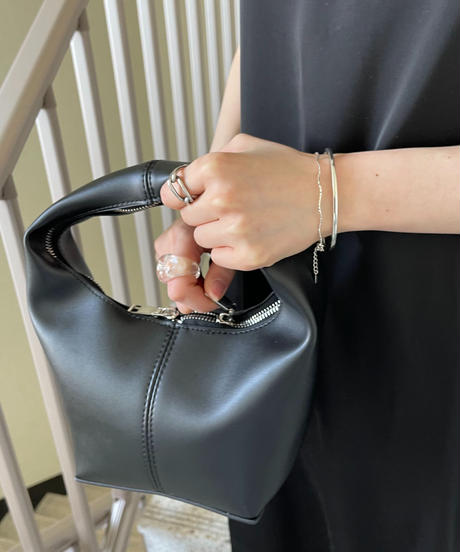 Clear Bumpy ring
