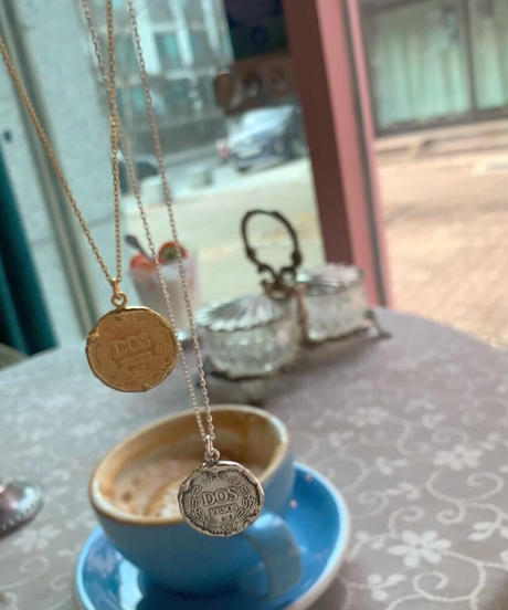 (Silver925)  Chi necklace