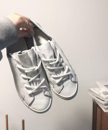 real leather shoes  (2Color)