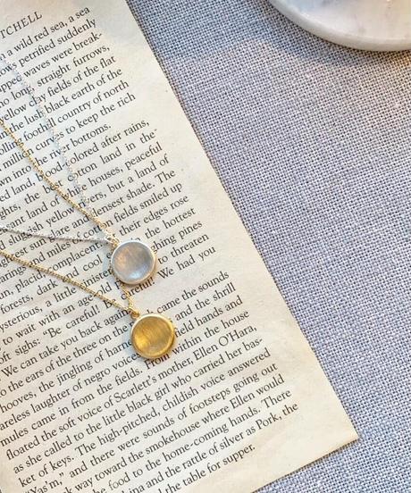 (Silver925)  Biiiz necklace