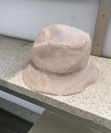 Organdy Hat