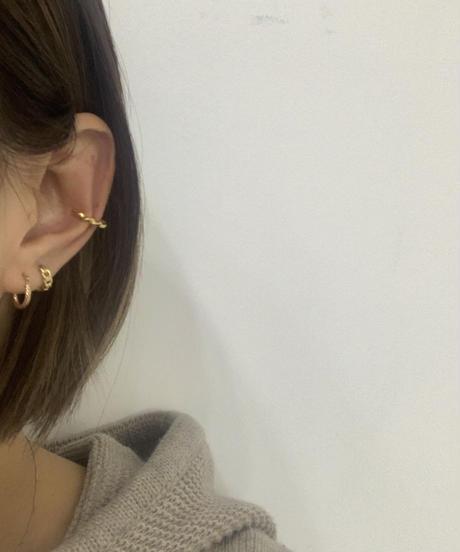 (Silver925)   Thin earcuffs