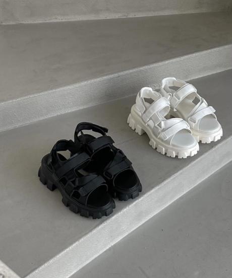 Sporty sandal  (2Color)