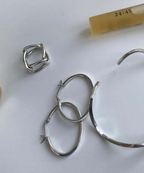 (Silver925)   Chain ring
