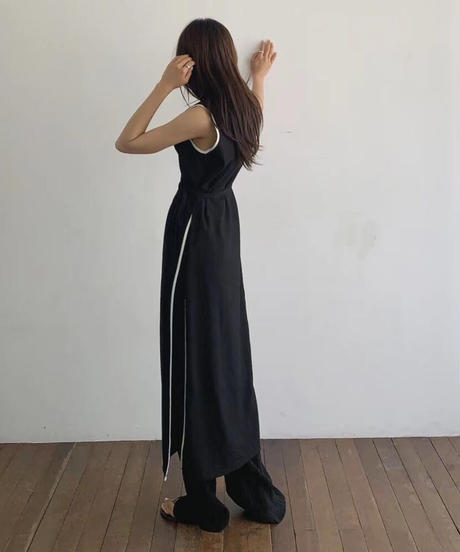 Paiping long onepiece (2color)