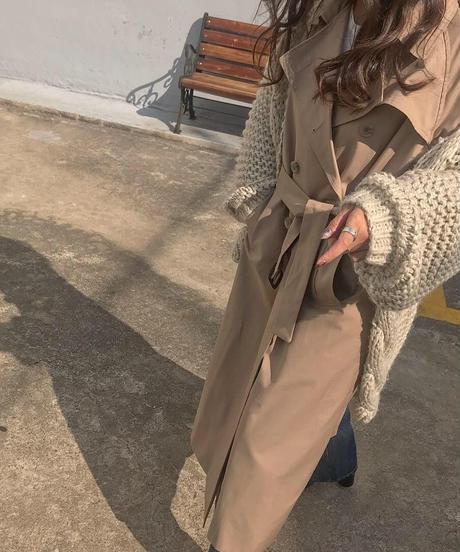 original longer trench coat