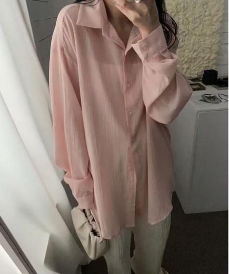 Over YORU Shirts  (4color)