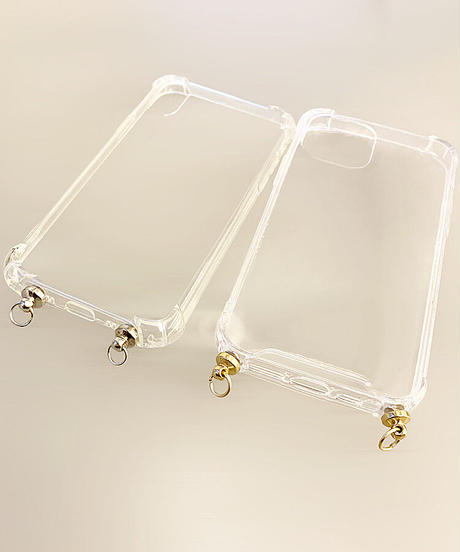 chain iPhone case  (2color)