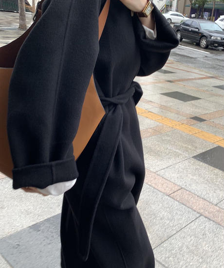original handmade coat  (Black)