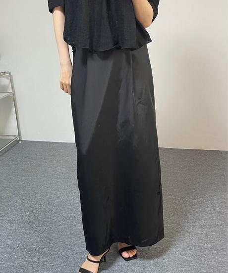 Skin long Skirt (3color)