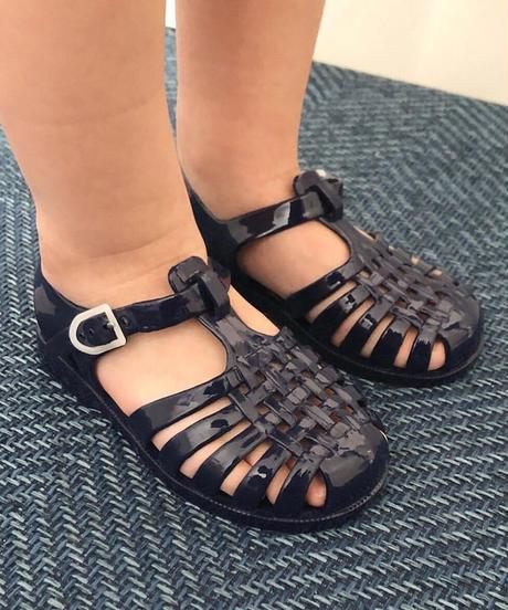 """KIDS ""Jelly sandal (7color)"
