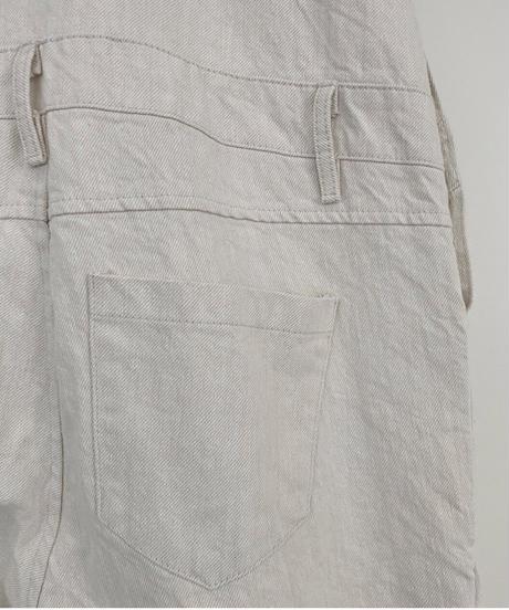 BasicCotton overall (2color)