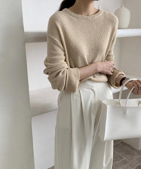 summer knit (4color)
