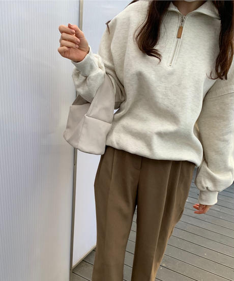 zip sweat (2color)