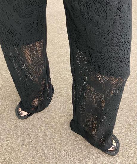 Race pants (2color)