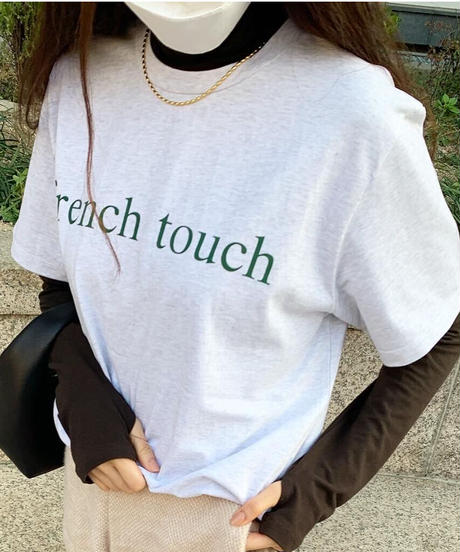 french touch T (3color)