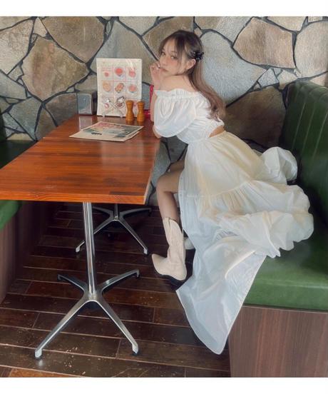 サマーロングドレス Summer Long Dress