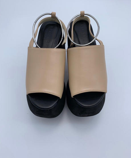 POKKURI Sandals ポックリサンダル