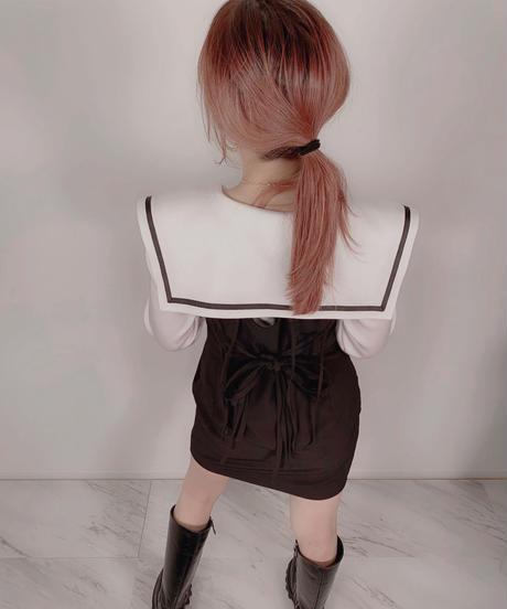 セーラーカラーブラウス Sailor collar Blouse