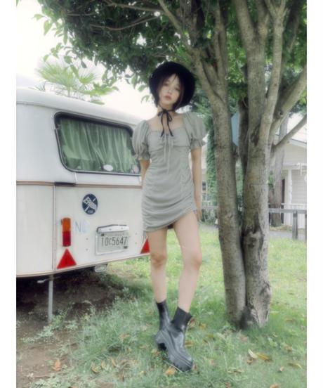 サマーミニドレス Summer Mini Dress