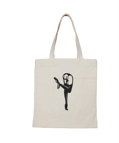 Original Logo Zipper Totebag