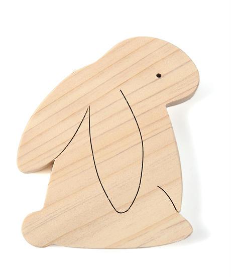 干支 - うさぎ - rabbit -(S)
