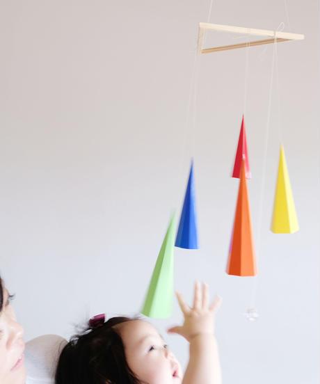 ゆれる三角【カラー】- Mobile -    decorating my favorites ( color )