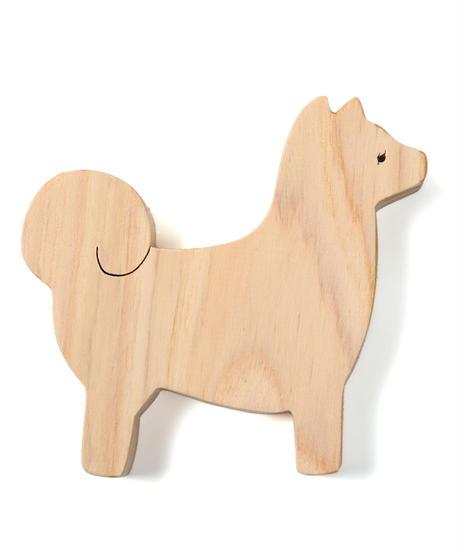 干支 - いぬ - dog -【柴犬 / shiba】(S)