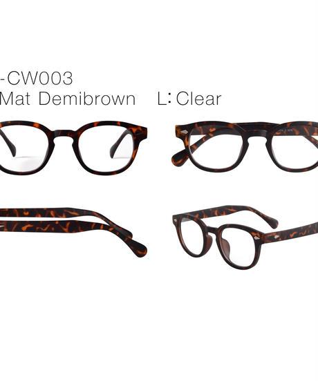 【9color】classic wellington sunglasses