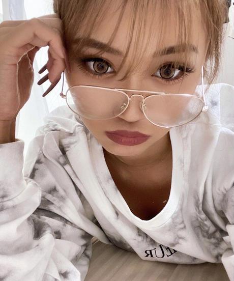 【4color】teardrop sunglasses