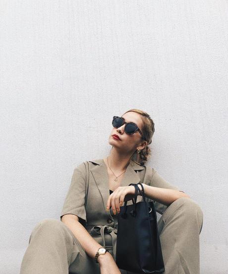 【4color】round wellington sunglasses