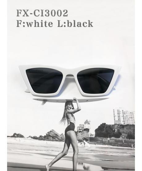 【3color】cateye3 sunglasses