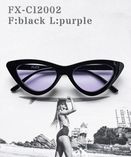 【5color】cateye2 sunglasses