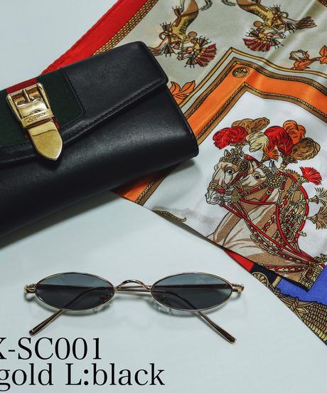 【4color】slim cateye sunglasses