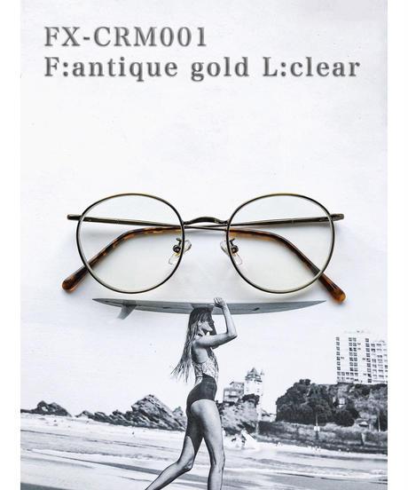 【4color】classic round metal sunglasses
