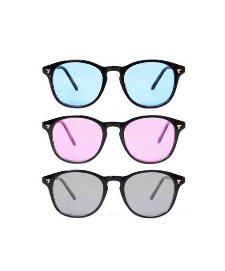 【3color】slim wellington sunglasses