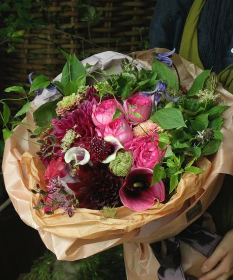 季節のbouquet L(花束)※4日前までにご注文下さい
