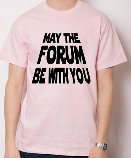 MAY THE FORUM/ライトピンク